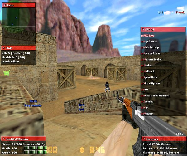 descargar cheat para counter strike 1.6